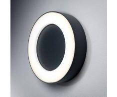 Osram Endura Style Ring LED Deckenleuchte / Wandleuchte Ø 20,2 H: 4,5 cm, dunkelgrau 4058075031654, EEK: A+. Diese Leuchte enthält eingebaute LED-Lampen. A++ (LED), A+ (LED), A (LED). Die Lampen können in der Leuchte nicht ausgetauscht werden.