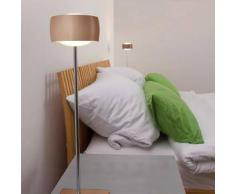 Oligo GRACE LED Tischleuchte mit Dimmer H: 52 cm, kupfer satiniert G45-931-10-15, EEK: A+. Diese Leuchte enthält eingebaute LED-Lampen. A++ (LED), A+ (LED), A (LED). Die Lampen können in der Leuchte nicht ausgetauscht werden.
