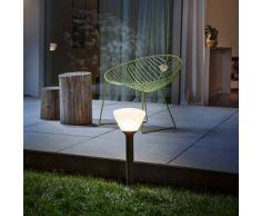 Osram Endura Style Lantern Bowl LED Pollerleuchte Ø 21 H: 55 cm, dunkelgrau 4058075032446, EEK: A+. Diese Leuchte enthält eingebaute LED-Lampen. A++ (LED), A+ (LED), A (LED). Die Lampen können in der Leuchte nicht ausgetauscht werden.