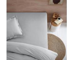 La Redoute - Fixleintuch, Jersey aus reiner Bio-Baumwolle für Betten mit verstellbaren Lattenrosten