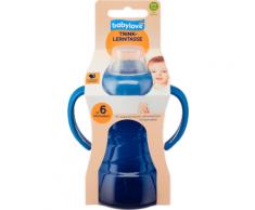 babylove Trinklerntasse 260ml, blau