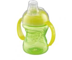 babylove Trinklerntasse, grün / gelb