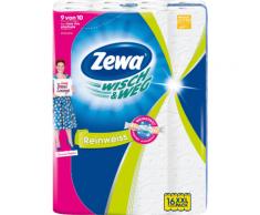 Zewa Küchentücher Wisch & Weg Reinweiss, 16x45 Bl