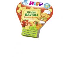 Hipp Kinderteller Kinder Ravioli Tomaten-Gemüse-Sauce ab 1 Jahr