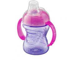 babylove Trinklerntasse, lila / rosa