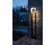 LED Außen Standleuchte HEITRONIC BONITA 10W 600lm warmweiß IP54 EEK:A