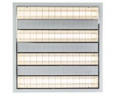 LED Rasterleuchte 40W 62x62cm 3078lm neutralweiß Rasterdecken EEK:A+