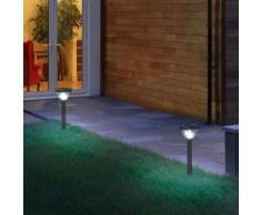 Osram Endura Style Lantern Solar/AC LED Pollerleuchte Ø 21,3 H: 50 cm, dunkelgrau 4058075032507, EEK: A+. Diese Leuchte enthält eingebaute LED-Lampen. A++ (LED), A+ (LED), A (LED). Die Lampen können in der Leuchte nicht ausgetauscht werden.