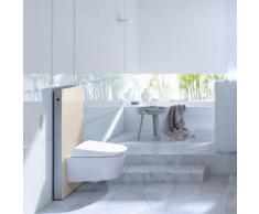 Geberit Monolith Sanitärmodul für Wand-WC H: 101 cm Glas sand 131022TG5