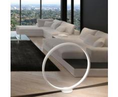 Cini&Nils Assolo 70 terra LED Bodenleuchte mit Dimmer Ø 70 T: 17,5 cm, weiß ACCNASL.1572H, EEK: A+. Diese Leuchte enthält eingebaute LED-Lampen. A++ (LED), A+ (LED), A (LED). Die Lampen können in der Leuchte nicht ausgetauscht werden.