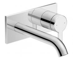 Duravit C.1 Einhebel-Waschtischmischer Unterputz, 274x374x154mm, C11070003010 C11070003010